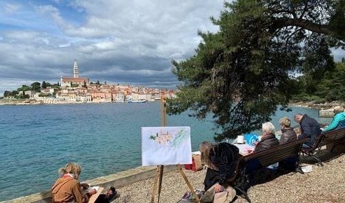 Contemplative Art Workshop, 15 May | Event in Rovinj | AllEvents.in