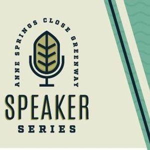 Greenway Speaker Series Overland