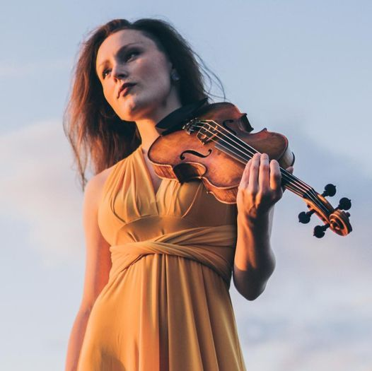 Audrey Wright: Beyond Bach for Solo Violin - Four-Part Series LIVE STREAM, 16 May | Event in Baltimore | AllEvents.in
