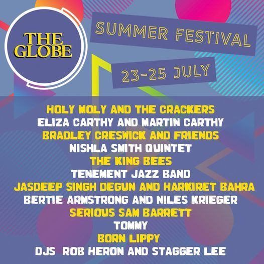 The Globe Summer Festival, 23 July | Event in Newcastle upon Tyne | AllEvents.in