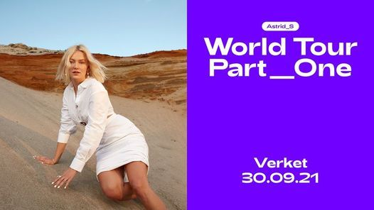 Astrid_S: World Tour Part One // Hamburg (2. Neuer Termin), 13 November | Event in Ampang Jaya | AllEvents.in