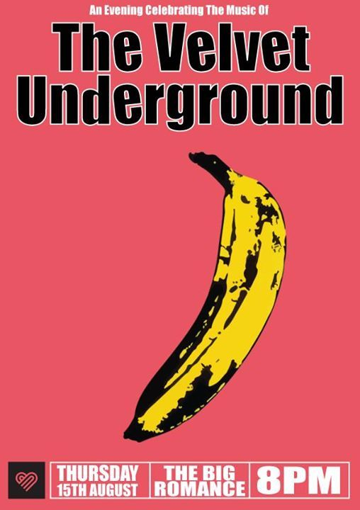 An Evening of The Velvet Underground & Lou Reed
