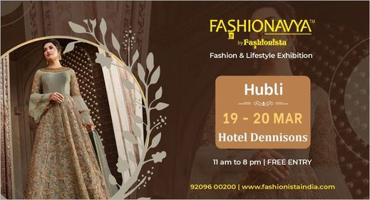 Fashionavya Fashion & Lifestyle Exhibition - Hubli, 19 March | Event in Hubli | AllEvents.in