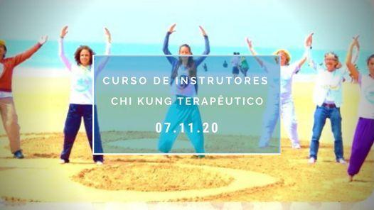 Curso de Instrutores de Chi Kung Terapêutico, 20 March   Event in Lisbon   AllEvents.in