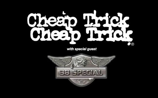 CHEAP TRICK w/ special guest 38 Special (Shellabration 2021), 2 July | Event in Dubai | AllEvents.in