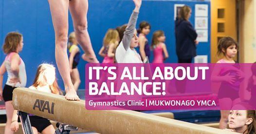 Gymnastics Clinics  Beam & Bar