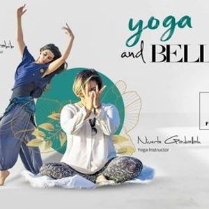 F.L.Y yoga and belly dance retreat . Fall in Love with yourself m