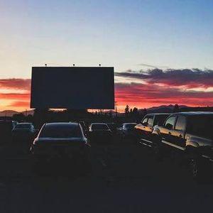 Drive-In Cinema Opening Weekend