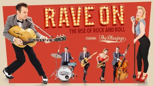 Rave On: The Rise of Rock and Roll | Pavilion Theatre, Worthing, 14 August | Event in Worthing | AllEvents.in