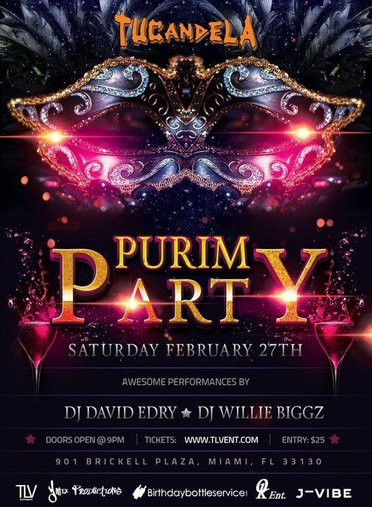 Purim Ball Miami 2021 |  Evento en Miami |  AllEvents.in