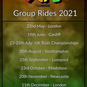 STFU Group Ride Cardiff