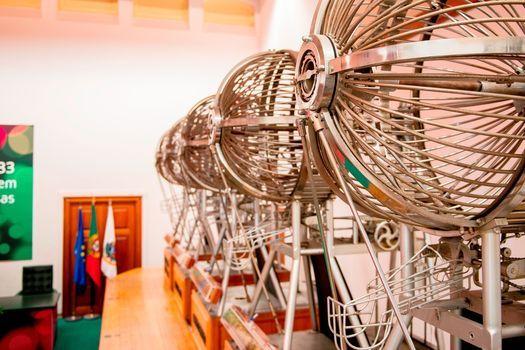 Património ao Domingo – Sala de Extrações da Lotaria | Visita guiada temática, 23 May | Event in Lisbon