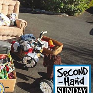 Second Hand Sunday - 8 September 2019