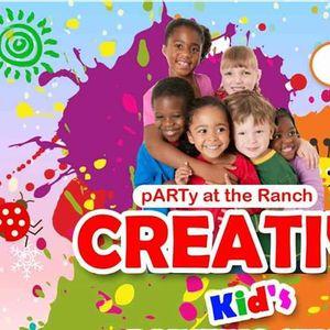 Creative Kids Painting Series