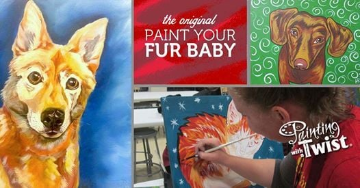Paint Your Pet with Us! (Rescheduled to Saturday!) at ...