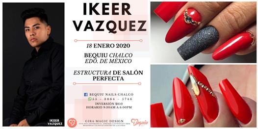 Taller Ikeer Vazquez 18 Enero 2020
