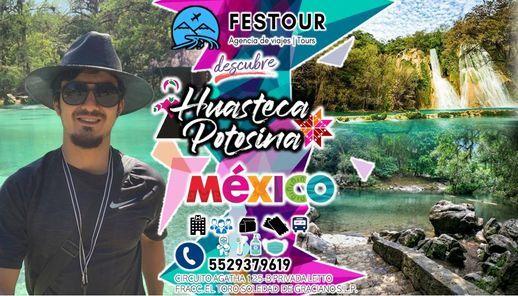 Aventura en la Huasteca Potosina 1, 2 y 3 Días Festour, 5 August   Event in Saltillo   AllEvents.in