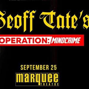 Geoff Tates Operation Mindcrime