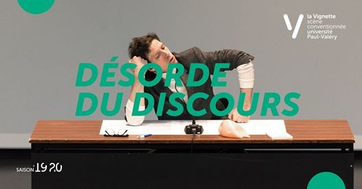 Dsordre du discours - De Chaill - La Vignette UPVM3  S1920