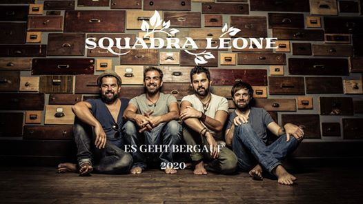 Squadra Leone live Strohalm