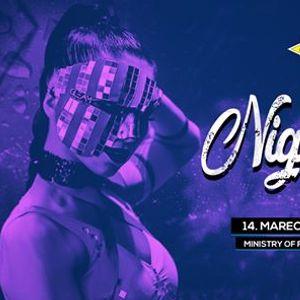 Nightlife v Ministry of Fun  14.3.2020