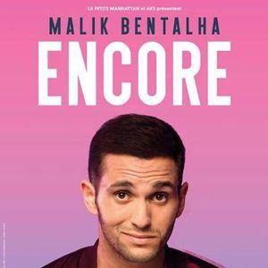 Malik Bentalha  Montpellier le 6 Fvrier 2020