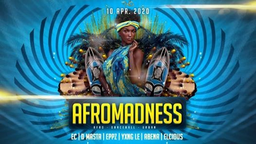 Afro madness