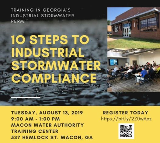 10 Steps to Industrial Stormwater Compliance