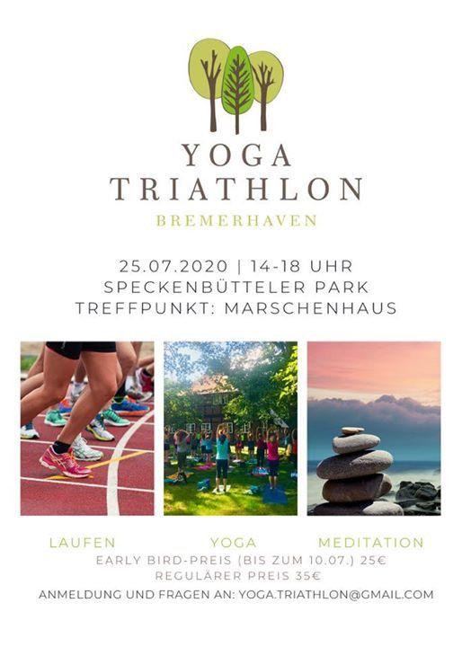 YOGA-Triathlon Bremerhaven