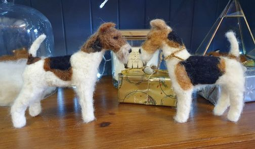 Socially distanced needle felted terrier workshop, 1 May | Event in Wisbech | AllEvents.in
