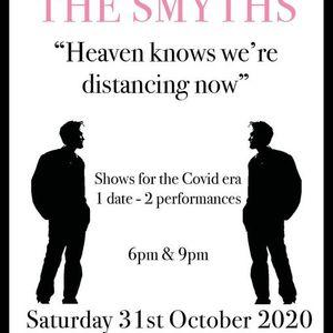 The Smyths - Social distanced gig (5PM)