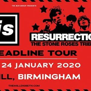 Resurrection  Oas-is at The Mill  Birmingham