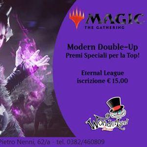 MAGIC Modern Double-Up (Tappa 8 Eternal League)