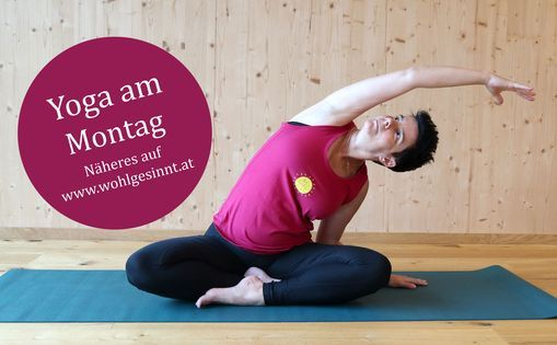 WOHLbeWEGT Yoga bei Claudia - Montag, 15 February | Event in Salzburg | AllEvents.in