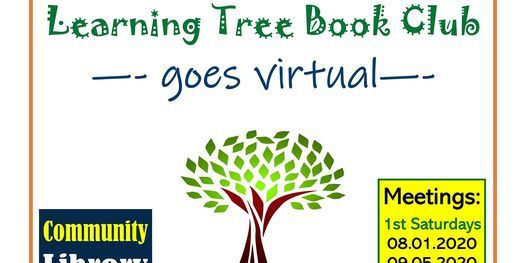 Learning Tree Book Club, 7 August | Online Event | AllEvents.in