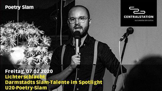 Lichterschlacht U20-Poetry-Slam