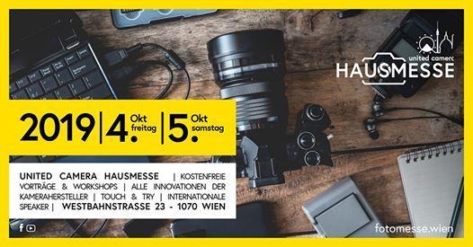 United Camera Hausmesse 2019
