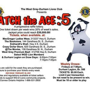 WGDL Catch the Ace 5