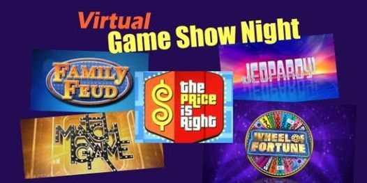 Virtual Game Show Night | Online Event | AllEvents.in