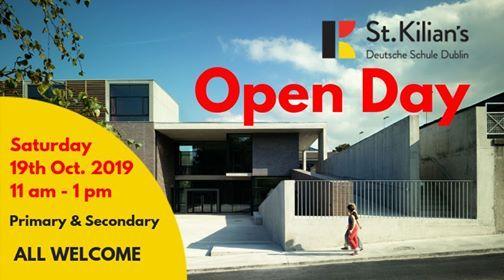 St. Kilians Open Day 2019