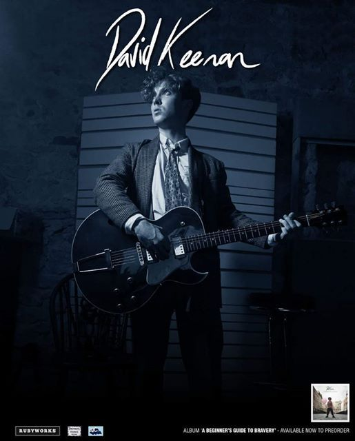 Sun 22nd Dec David Keenan Tickets 22.50 On Sale FRI 20th S 9AM