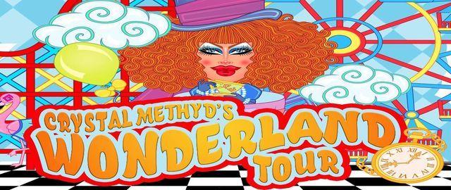 Klub Kids London presents Crystal Methyd's Wonderland, 11 November | Event in Wimbledon | AllEvents.in