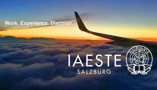AlumnI und Newbies event of IAESTE Salzburg