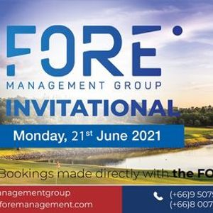 Fore Invitational at Amata Spring Country Club