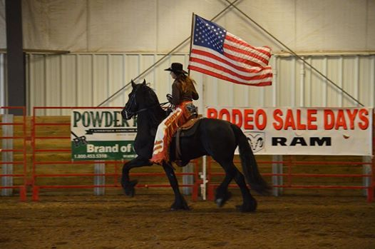 57th Annual Cyclone Stampede Rodeo Ames