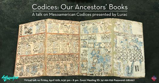 Codices Our Ancestors Books Talk