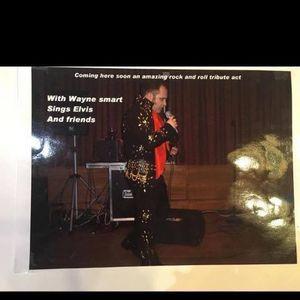 Wayne Smart Sings Elvis And Friends