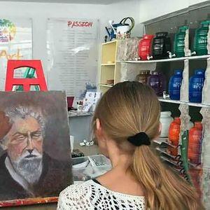 Altuna Art Academy for Academic Drawing Oil & Acrylic Painting