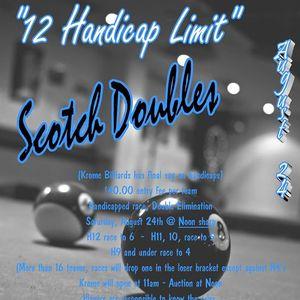 Scotch Dbls Handicap 12