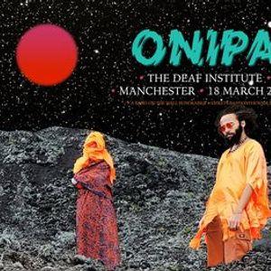 ONIPA - The Deaf Institute Manchester